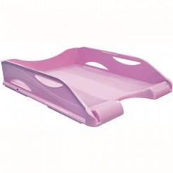 Corbeille a courrier ARDA LILIA couleur pastel 65510PASVI