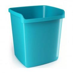 Corbeille A Papier Mydesk 15L ARDA Turquoise 8116TU