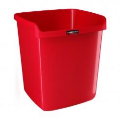 Corbeille A Papier RossoItalia 15L ARDA Rouge 8116RIR