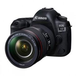 Reflex Canon EOS 5D Mark IV + EF 24-105 F/4L IS II USM