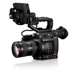 Camescope professionnel Canon EOS C200 - UHD/4K WIFI