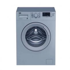 Machine à laver 6 Kg (WTE6512BSS) BEKO - Silver