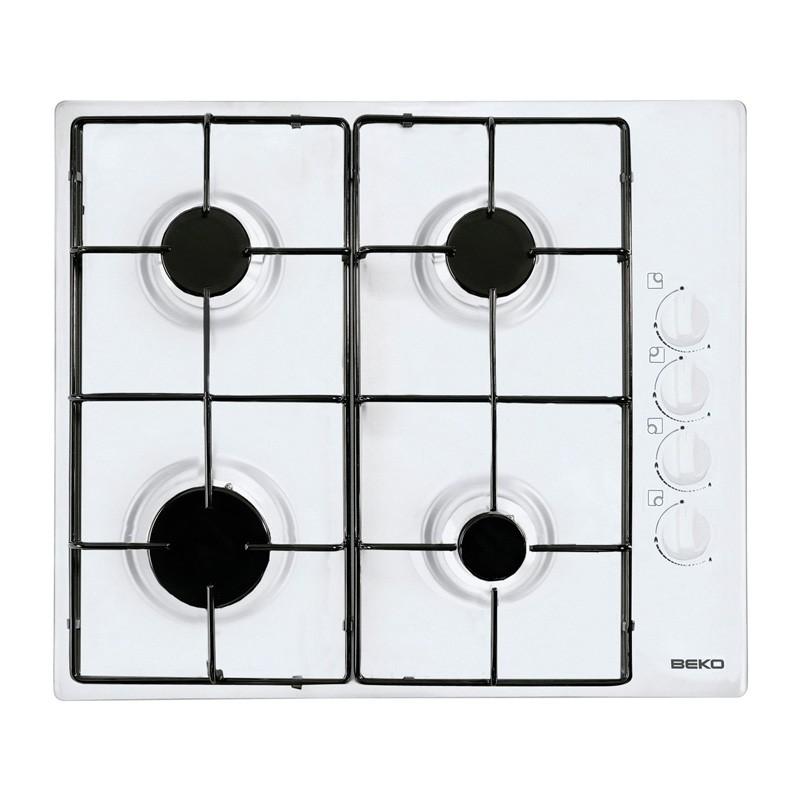design de qualité aa58d 670f5 Plaque de cuisson Beko HIZG 64120W / Blanc