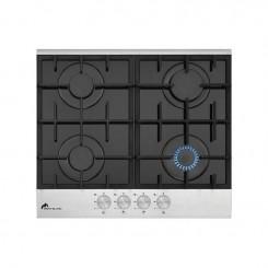 Plaque de cuisson Mont Blanc PDS60 60cm - Vitrée Inox