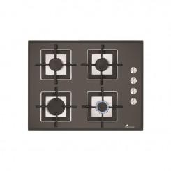 Plaque de cuisson Mont Blanc PCS60 60cm - Vitrée Noir