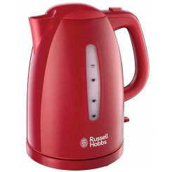 Bouilloire Textures Rouge Russell hobbs 21272-70