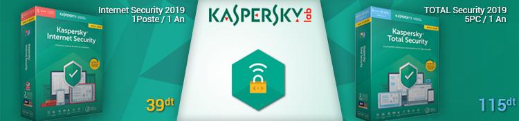 Anti-virus Kaspersky