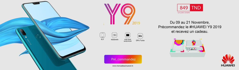 Huawei Y9_2019