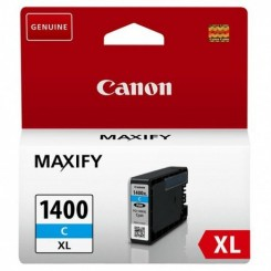Cartouche d'encre CYAN Canon PGI-1400 XL
