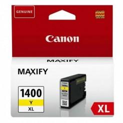 Cartouche d'encre Jaune Canon PGI-1400 XL