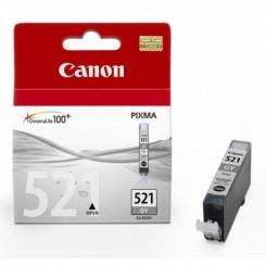 Cartouche d'encre Gris Canon CLI-521GY