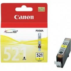 Cartouche d'encre Jaune Canon CLI-521J