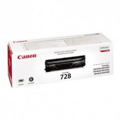 Toner Laser Canon 728  Noir