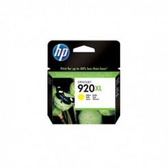 Cartouche d'encre HP 920XL - Jaune (CD974AE)