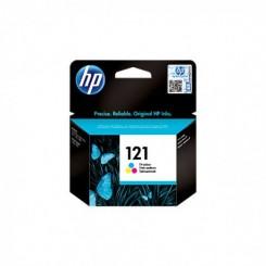 Cartouche d'encre HP 121 - Couleur (CC643HE)