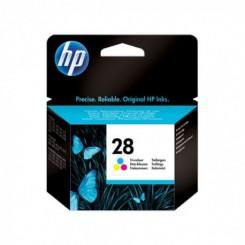 Cartouche d'encre HP 28 Couleur (C8728AE)