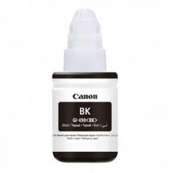 Bouteille d'encre Canon GI-490BK - Noir 130ml