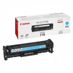 Toner Laser Canon 718 - Cyan