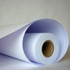 Rouleau Papier Couché 91.4 cm * 30m / 120 Gr - EVOLUTION