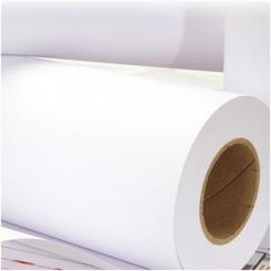 Rouleau papier extra blanc pour traceur 91.4cm * 50m / 80 Gr - Evolution