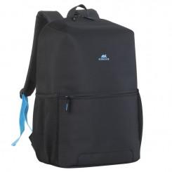 "SAC A DOS RIVACASE 8067 Pour PC portables 15.6"" - Noir"