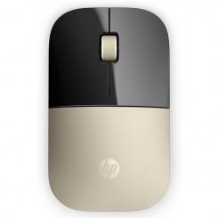 Souris sans fil HP Z3700 - Gold