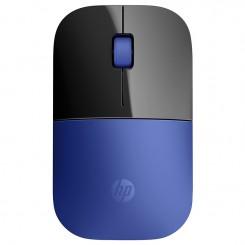 Souris sans fil HP Z3700 - Bleu