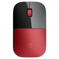 Souris sans fil HP Z3700 - rouge