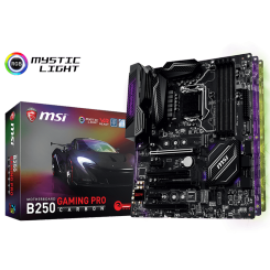 Carte Mère MSI B250 GAMING PRO CARBON
