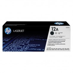 Toner Laser HP 12A - Noir
