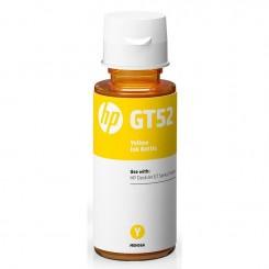 Bouteille d'encre Originale HP GT52 - Jaune - 70ml