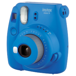 Appareil photo Instax mini 9 Fujifilm Blue