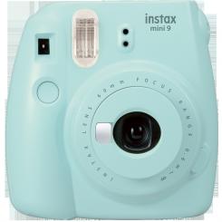 Appareil photo Instax mini 9 Fujifilm Ice Blue