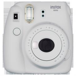 Appareil photo Instax mini 9 Fujifilm Smoky White