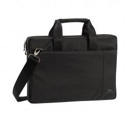 Sacoche pour ordinateurs portables 13.3 pouces RIVACASE 8221 - Noir