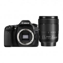 Reflex Canon EOS 80D + EF 18-135mm IS USM