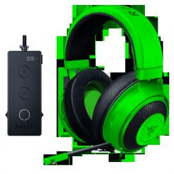 Micro-casque Razer Kraken Tournament Edition Vert