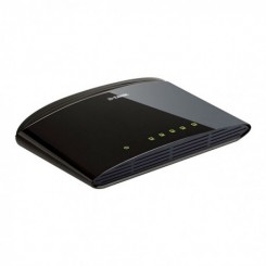 Switch D'Link 5 ports 10/100Mbps - DES-1005D
