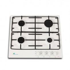 Plaque de cuisson Mont Blanc PWS60 / 4 - Blanche Vitree