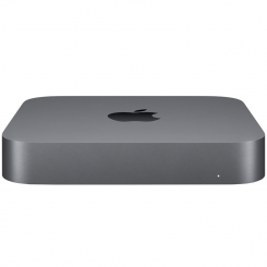 Apple Mac mini - Core i3 3.6GHz - 128GoSSD - Gris sideral