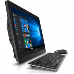 PC de Bureau Dell Inspiron All In One 22-3280 - i3 8é Gén - 8Go - 1To - Noir