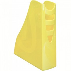 Porte revue ARDA Jaune couleur Pastel 7118Pasg