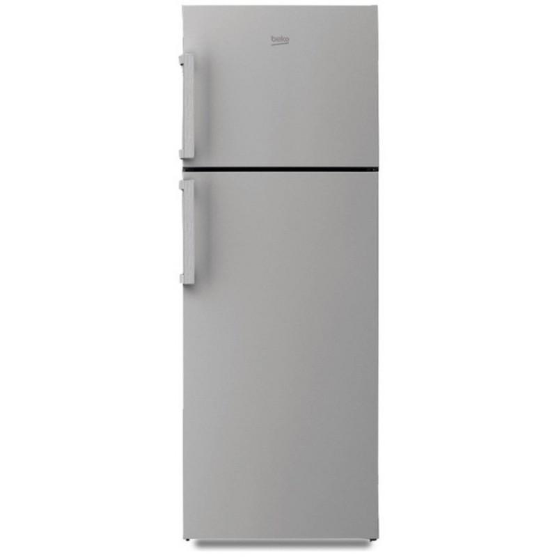 Réfrigérateur Beko 385L NO FROST RDNE390M21SX - SILVER