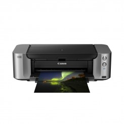 Imprimante Jet d'encre Pixma Pro-100 - Canon - Wifi