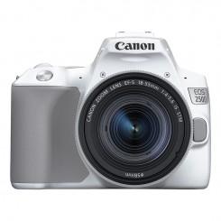 Reflex Canon EOS 250D + EF 18-55mm IS STM - Blanc