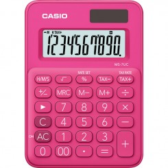 Calculatrice de bureau Casio - MS-7UC-UC