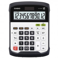 Calculatrice de bureau Casio - WD-320MT