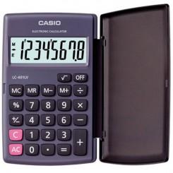 Calculatrice de poche Casio - LC-401LV-BK