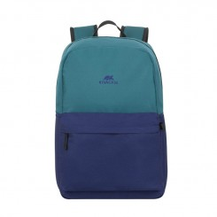 "SAC A DOS RIVACASE 5560 Pour PC portables 15.6"" - aquamarine/ bleu"