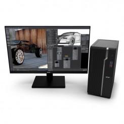 PC de Bureau Acer Veriton ES2730G - i7 8é Gén - 8Go - 1 To